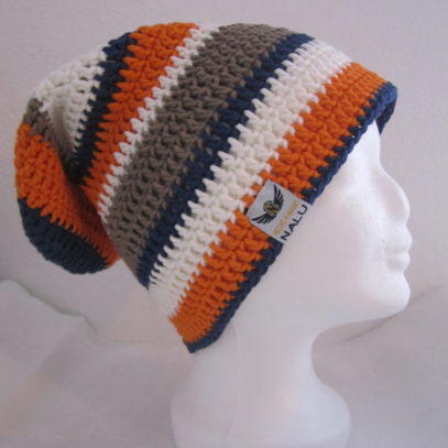 Longbeanie Orange 768x1024