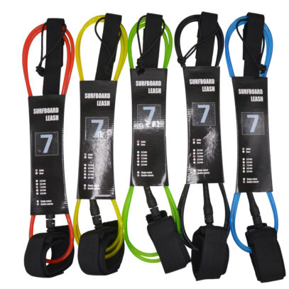 Surfboard Leash 7 Fuss alle Farben