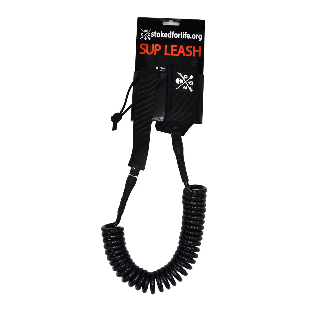 SUP Board Spiral Leash 11 Fuss