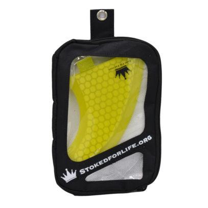 FCS M7 Honey Gelb In Bag