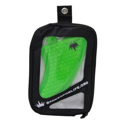 FCS M7 Honey Green In Bag