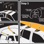 Surfboard Auto Transportgurten