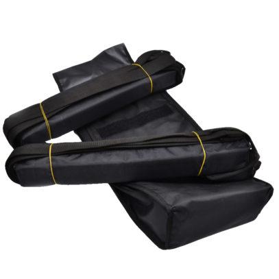 Soft Rax Both Pads And Bag 2