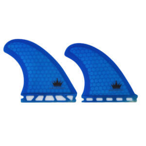 Futures Base Honeycomb GFK quad Fin set size M