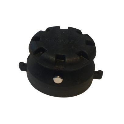 Leash Plug 2019 32mmblack