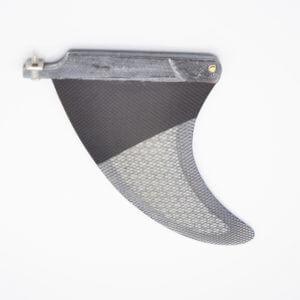 Honeycomb Karbon Fiberglass Longboard Finne