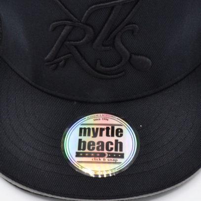 RST Myrtle Beach Mesh Cap Sticker Myrtle Beach