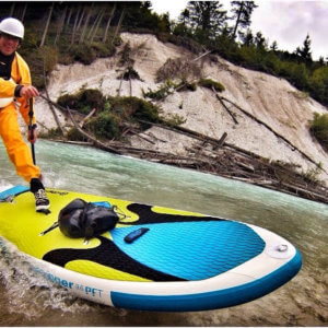 snapper 10.2 PFT das Wildwasser SUP Board