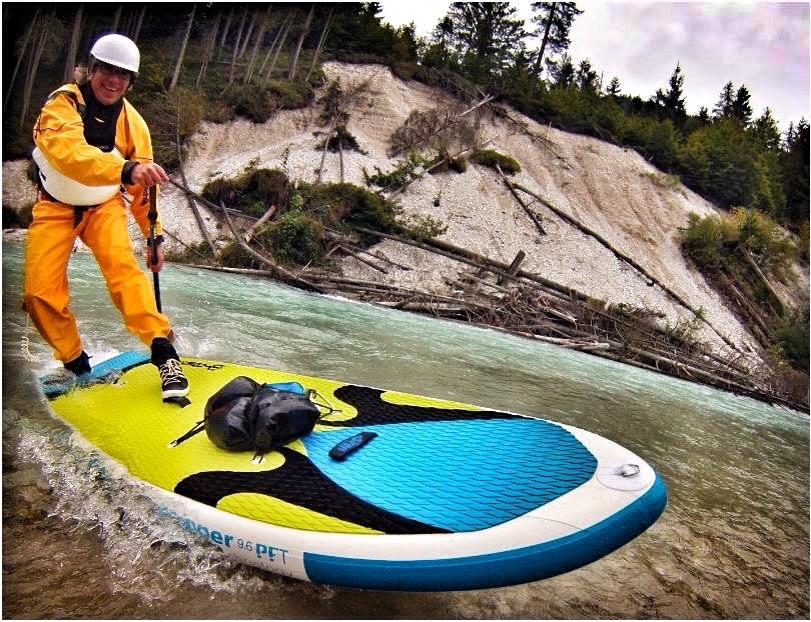 Siren Snapper Wildwasser I-SUP