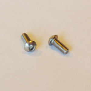 Kite Board Fin Screws Allen Key Stainless M6
