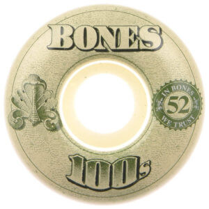 Wheels Bones 100's