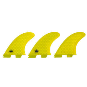 FCs2 Fins Honeycomb size M thruster G5