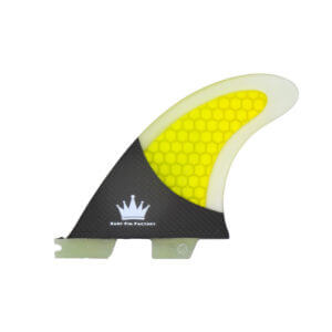 FCII Fins Carbon size M thruster G5