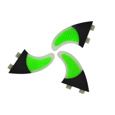 FCS Carbon Fins Size M Thruster G5
