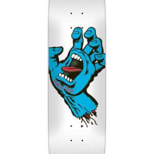 Minimal Hand Santa Cruz Skateboard Deck