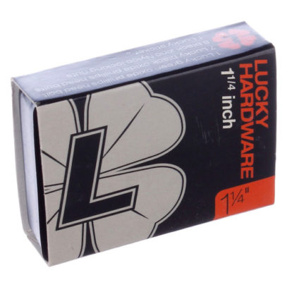Montagesatz Lucky Bolts Lucky 1 1/4 inch-Kreuz