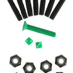 Lucky Bolts Lucky 1 1/8- phillips head Mounting Kit