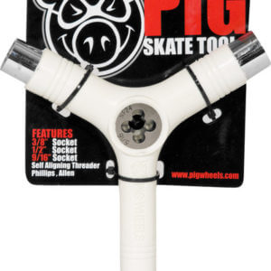 Skate-Tool Pig inclusive thread cutter