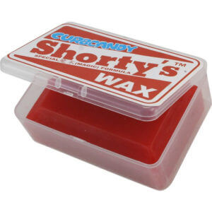 Skatewax Shortys Curb Candy Wax In A Box