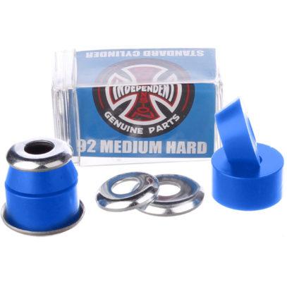 Lenkgummis Independent Standard Cylinder Cushions Medium Hard 92A