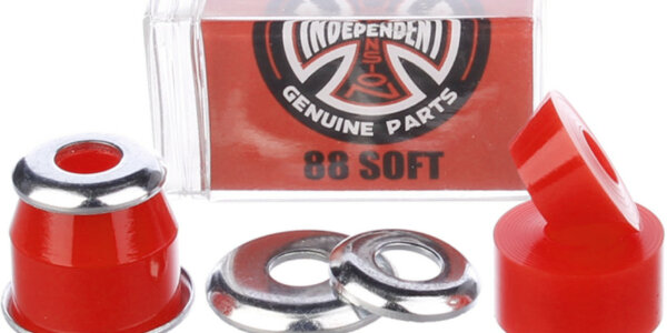 Lenkgummis Independent Standard Cylinder Cushions Soft 88A