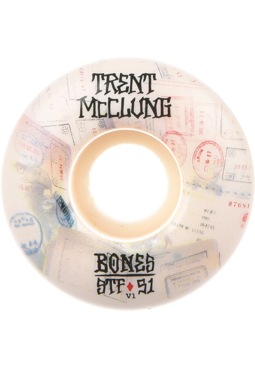 Bones Wheels STF McClung Passport 83B V1