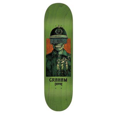 Creature Viscerous Graham Skateboard Deck