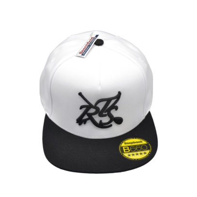 RST Snap Back White 02