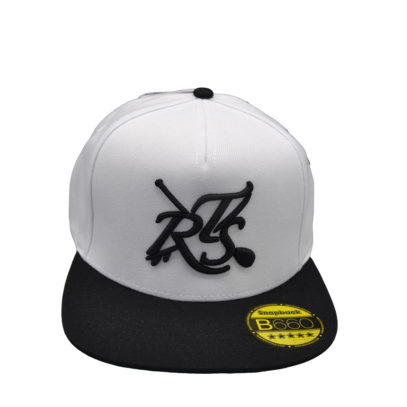 RST Snap Back White