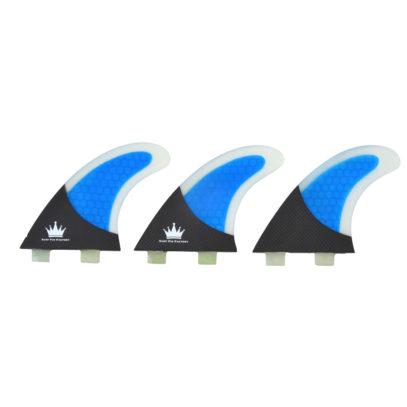 FCS Carbon M5 Blau All3
