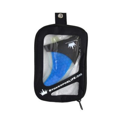 FCS Carbon M5 Blau In Bag