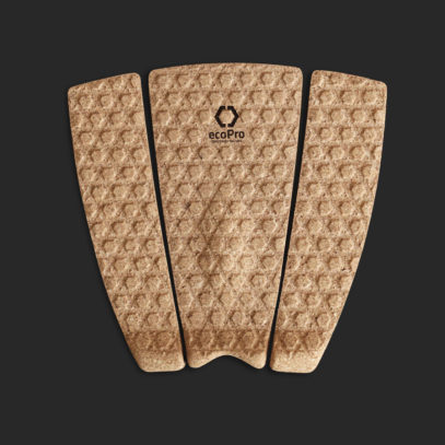 Cork Traction Pad 3pieces Front