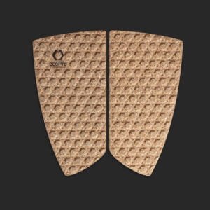 Cork Traction Pad Fish two pieces from EcoPro