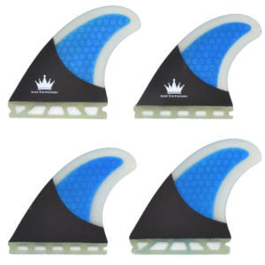 Futures Base Carbon Fin size M quad