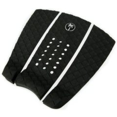Surforganic Surfboard Tail Pad black