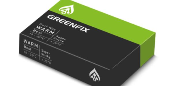 greenfix surfwax