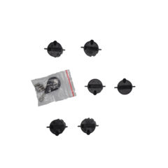FCS compatible Fin Plug set of 6