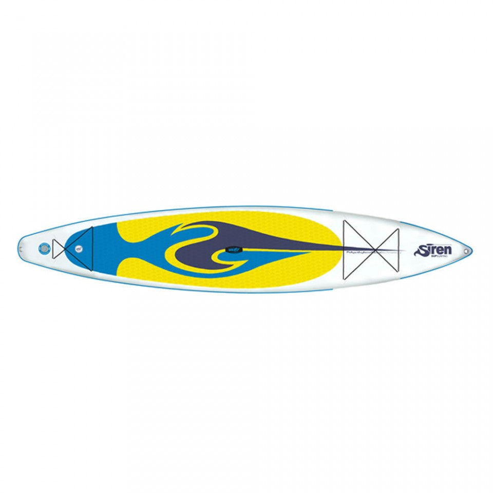 Ray 12.6 PFT das Race SUP Board |Trainingsboard