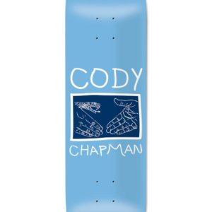 Doomsayers Cody Chapman Snake Shake Skateboard Deck