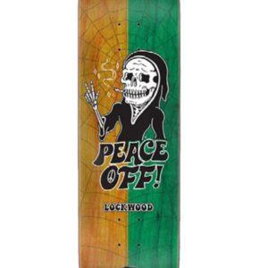 Creature Sketchy-Moji Skateboard Deck