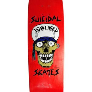 Dogtown Suicidal Skates Punk Point Skull