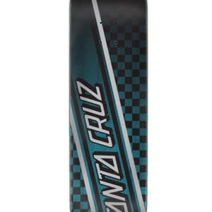 Santa-Cruz Checkstrip Skateboard Deck