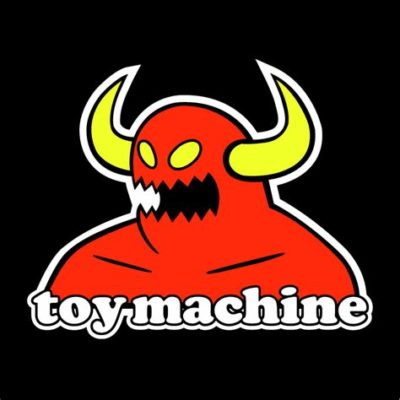 Logo toy maschine