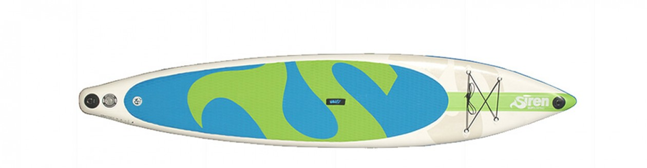 Snapper 9.6 PFT das Wildwasser SUP Board