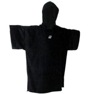 MADNESS Change Robe Poncho Unisize Schwarz
