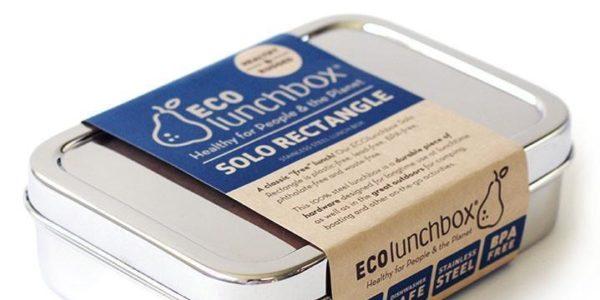 Eco Lunchboxes Edelstahl