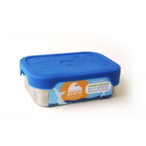 ECOlunchbox Blue-Water Bento - SplashBox