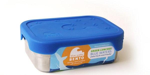 ECOlunchbox Blue-Water Bento - SplashBox