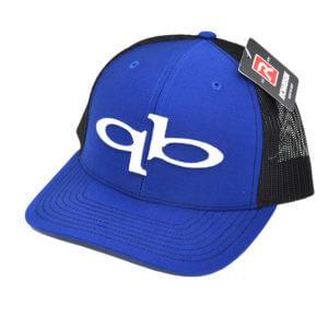 Mesh Cap Quickblade blau
