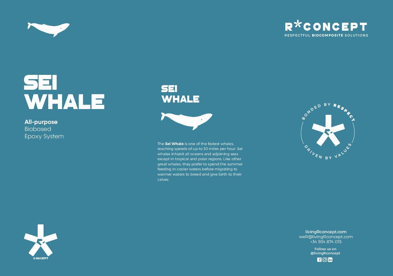 Sei Whale Bio-Based Epoxidharz Kit | Harz und Härter